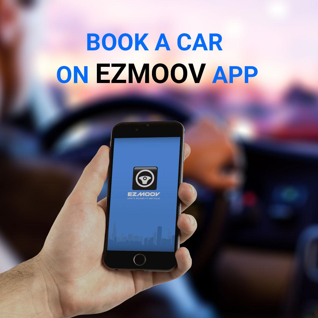Book A Car With Ezmoov