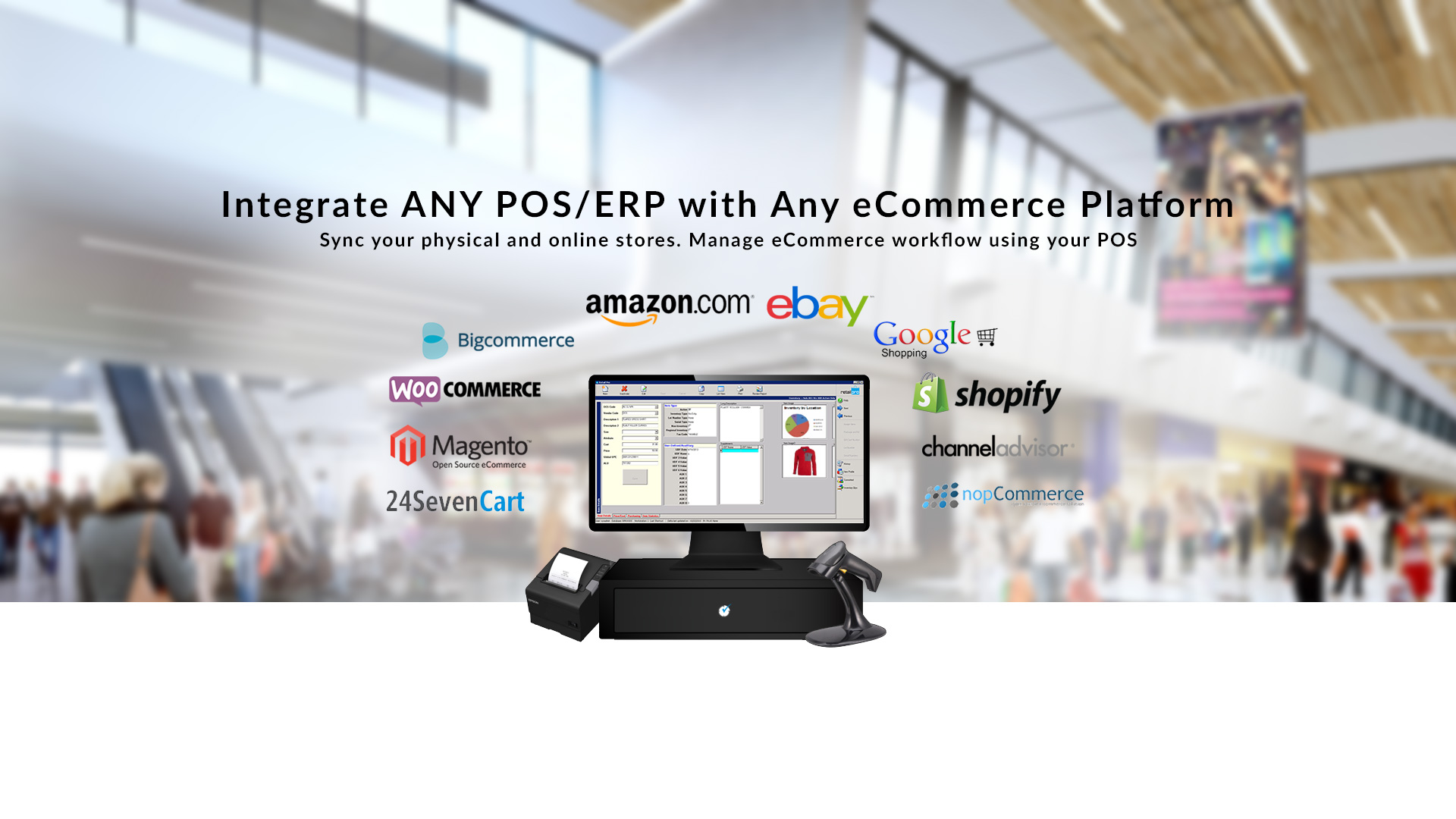 How to integrate marketplaces with POS