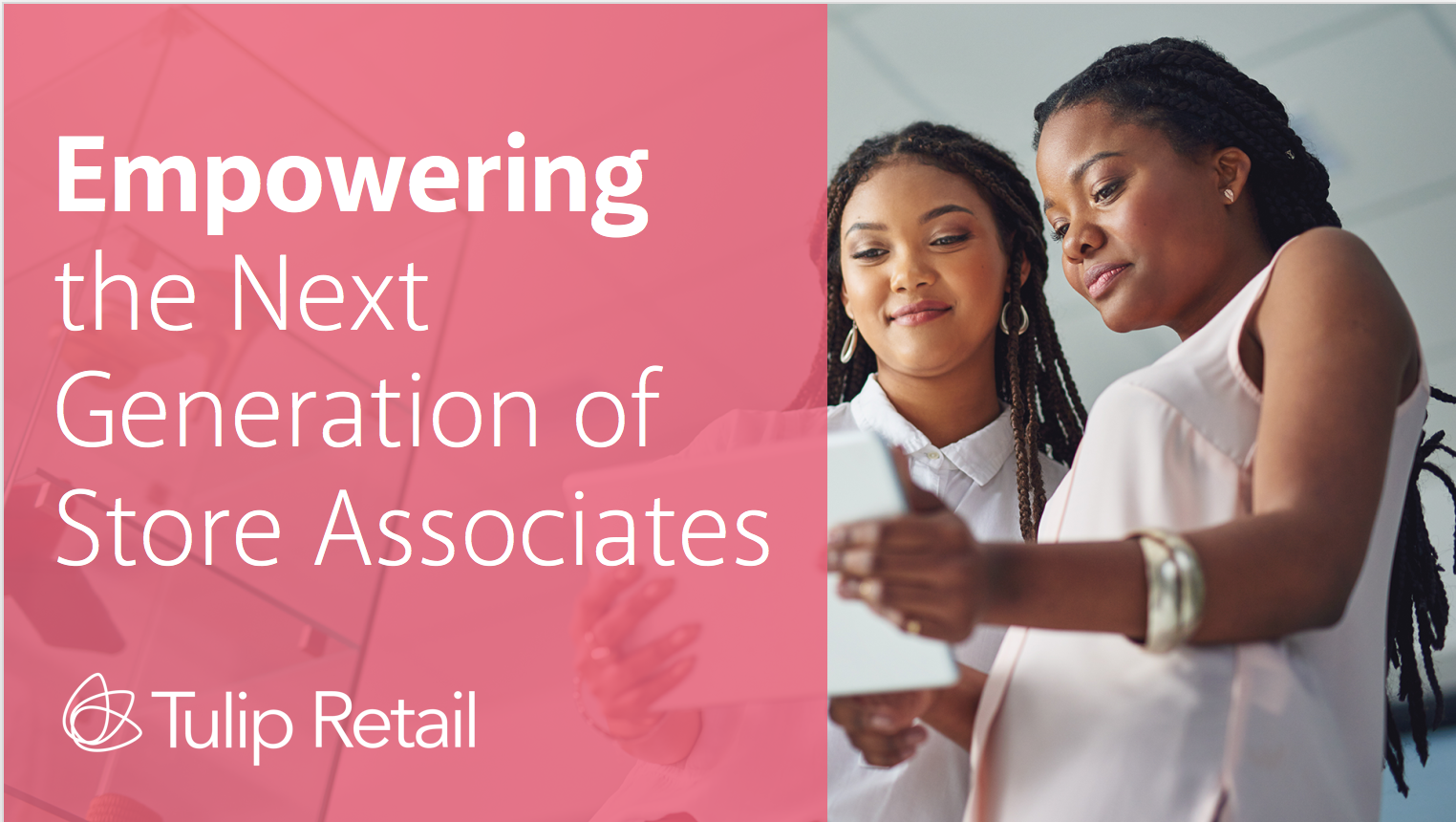 Tulip Retail is a mobile platform built exclusively for store associates to offer a world-class omnichannel experience