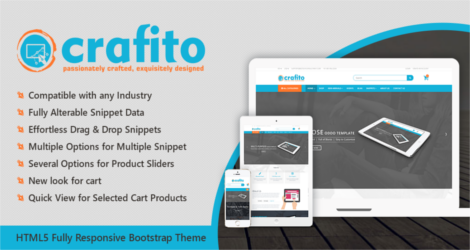 Odoo Crafito Theme