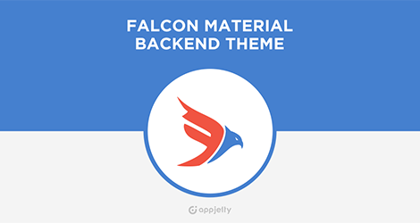 Falcon Material Backend Odoo Theme
