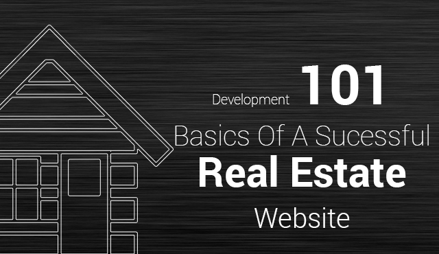 Online real estate software company