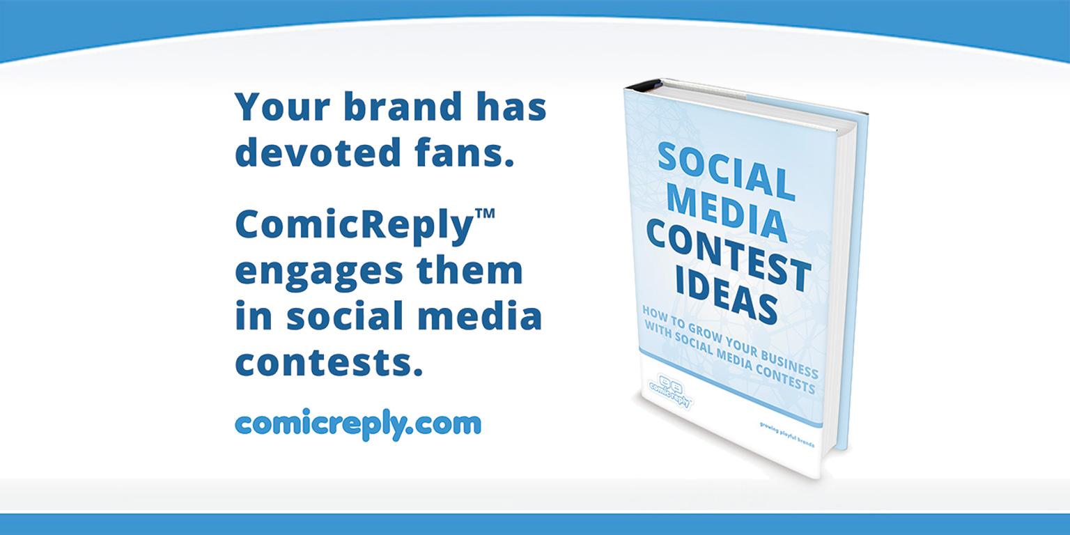 Grow your audience through branded engaging social activities