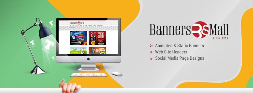 Get Your High Quality Professional Web Banner Designs with Banners Mall