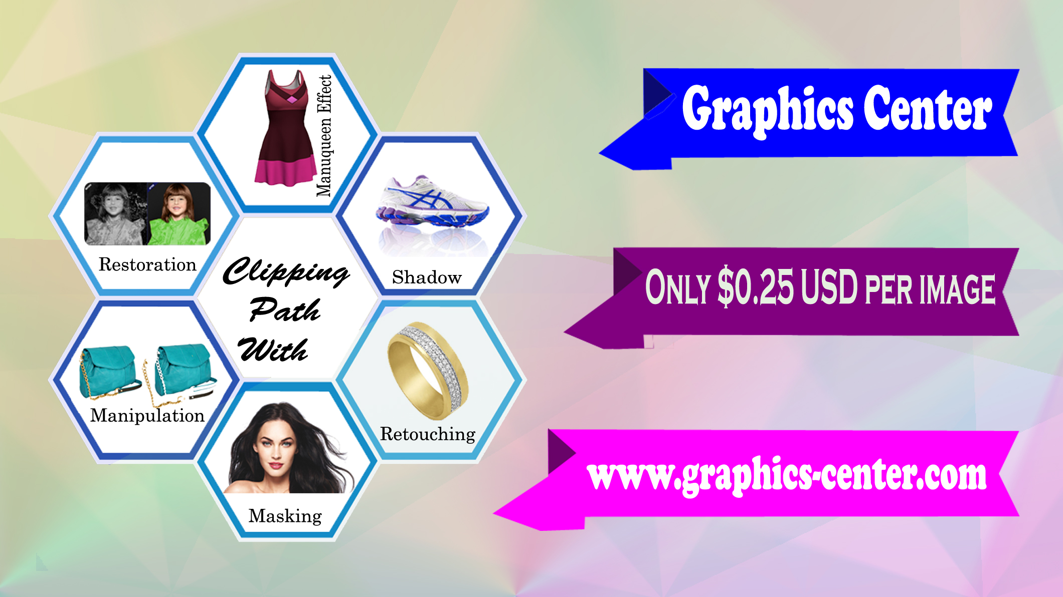 Professional Photo Editing Service Provider in Asia, Clipping Path@25