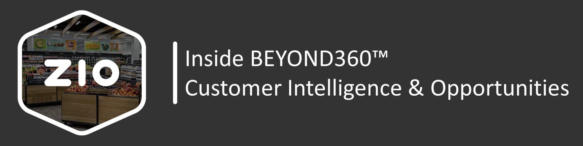 BEYOND360 - AI Driven Shopper Opportunities
