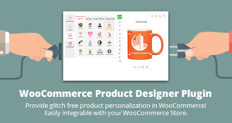 Woocommerce product designer