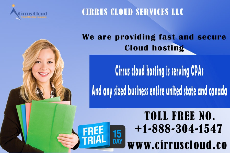 Quickbooks hosting solution for CPA's