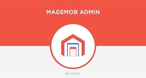 Magento Admin Mobile App