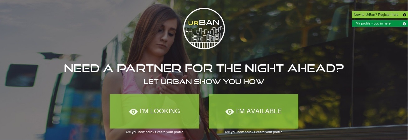 Urban: Paid Escort Dating Service App | Worldwide Paid dating