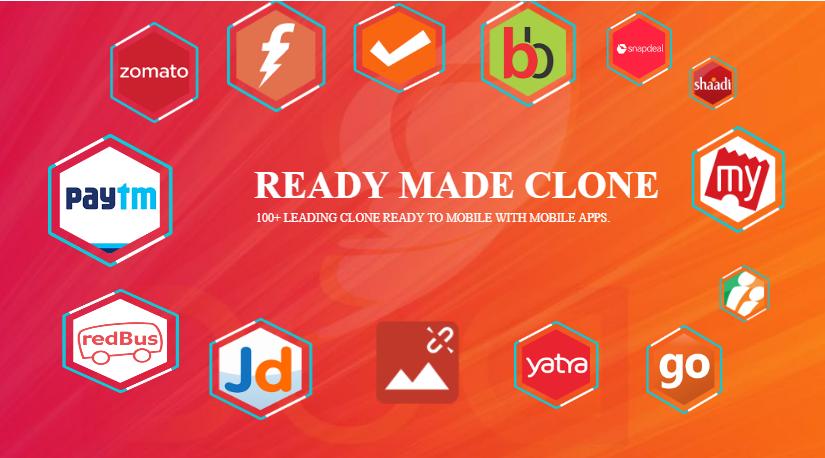 Website Clone Script, Ready Made Website Script