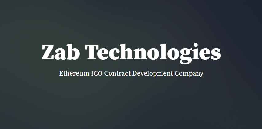Launch ethereum ICO contract decentralized application