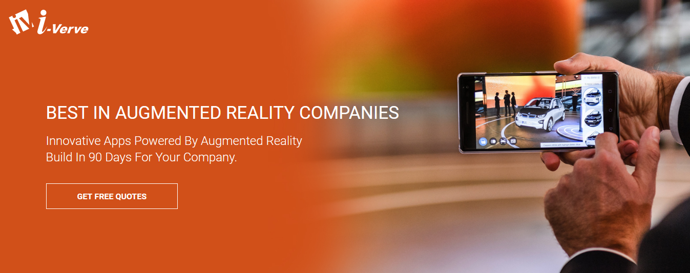 Top Augmented Reality Application Development Company