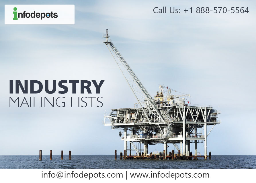 Top Industry Wise Mailing List - Info Depots
