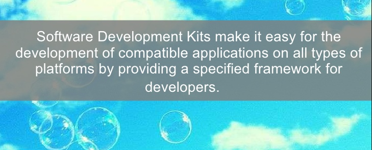 iOS and Andoid SDK development
