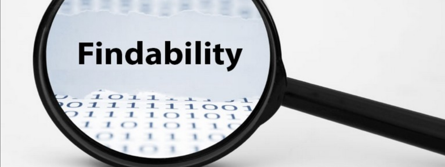 Seeking Findability and Search Technologies