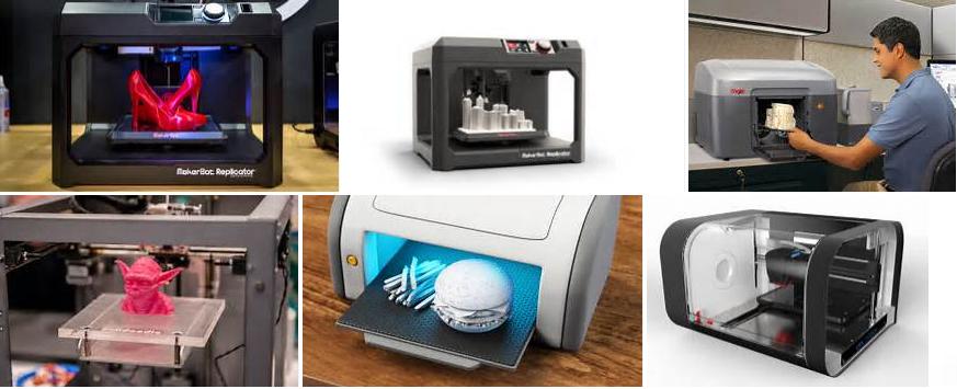 3D Printing Startups and Landscape