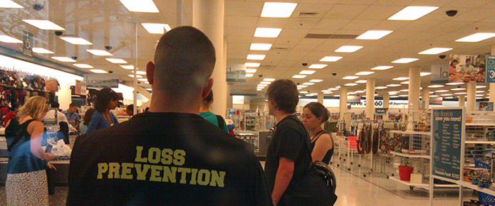 Seeking loss prevention solutions for in-store use