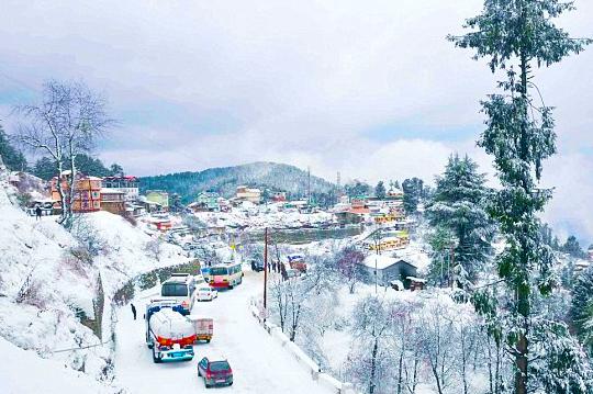 Himachal Pradesh Tours From Delhi