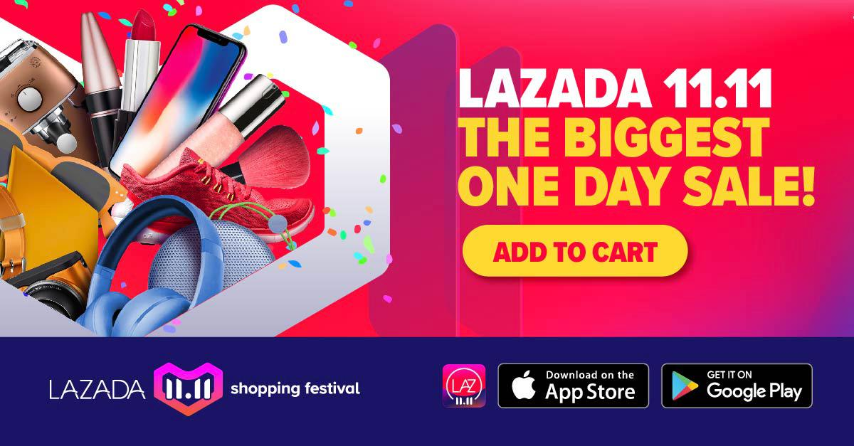 Get Lazada Free App Voucher Code Today in Philippines